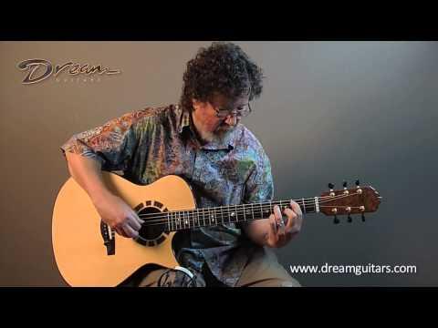 Somogyi OM BrazilianSitka at Dream Guitars