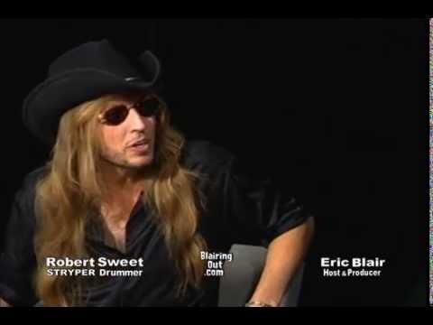 "STRYPER's Robert Sweet talks w Eric Blair about ""Love Trash"" 2000"