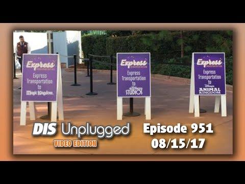 Disney News + Halloween Preview | 08/15/17