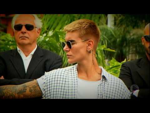 Cover brasileira de Justin Bieber faz sucesso nas ruas de São Paulo
