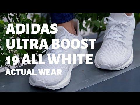 UltraBoost 19 'Triple White'