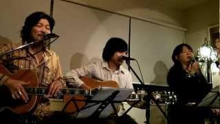 2012年2月25日 伊勢佐木町CafeDininng +PLUS AMI☆TAME&大久保理 ビート...