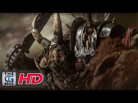 "CGI 3D Cinematic Trailer : ""Total War: Warhammer"" - by Platige Image"