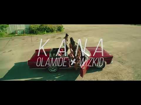 Kana By Olamide Ft Wizkid Music Video Review By KP