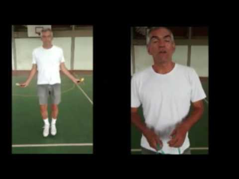 Os benefícios de pulando corda parte 3, 👍