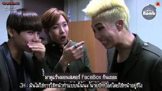 thaisub bangtan bomb various beatbox by bts face dog monster etc
