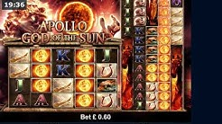 Online Casino Slots (Book of Ra and Apollo God of the Sun) PART 1