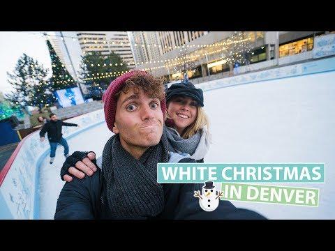 Christmas In Denver ❄ | USA Vlogs