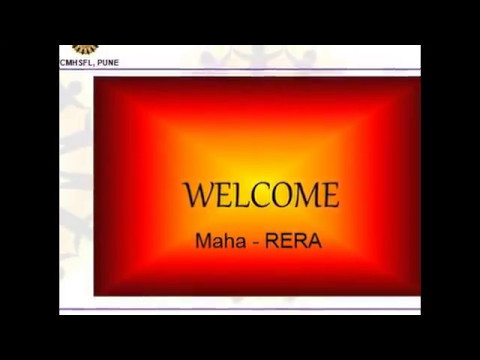 CMHSFL:MAHARERA - GUIDANCE