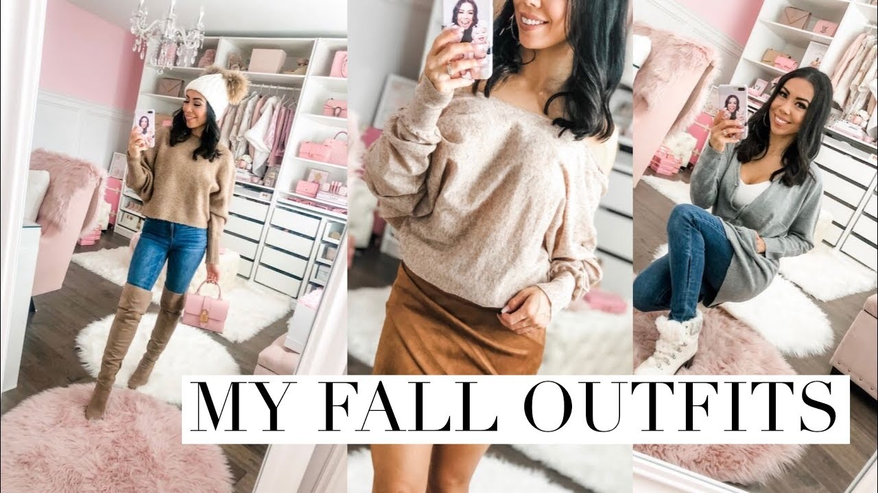 [VIDEO] - FALL CLOTHING HAUL!?OUTFITS FOR 2019!? 1