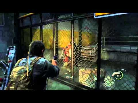 d-sync89's The Last of Us First Playthrough Live PS4 Broadcast Taiwan