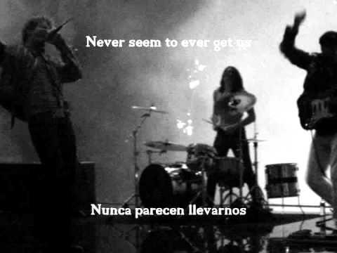 Soundgarden - The day I tried to live (subtitulada)