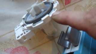 Сборка помпы стиральной машины(, 2013-01-19T14:04:07.000Z)