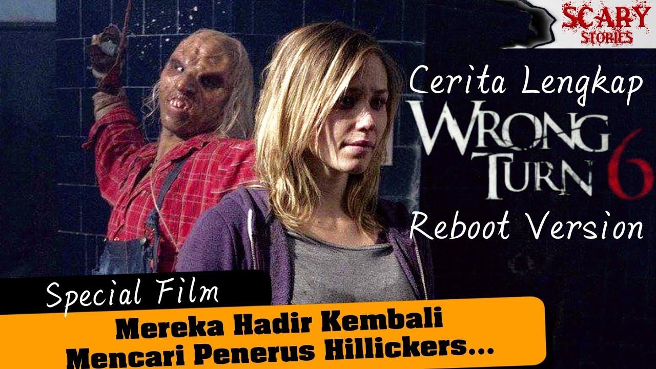 MEREKA KEMBALI !!! Mencari Pewaris Keluarga HILLICKER..Alur Cerita WRONG TURN 6 #scaryfilm