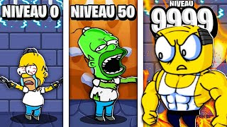 LA MEILLEURE ÉVOLUTION DE SIMPSON !! (Save The Looser)