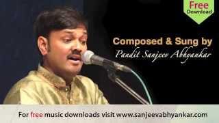Sanjeev Abhyankar- Classical -Raag Madhukauns-Part 2