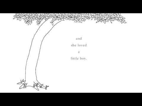 Shel Silverstein: 'The Giving Tree' excerpt