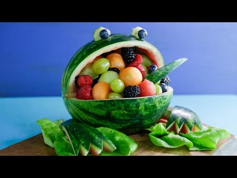 How to: Watermelon Frog