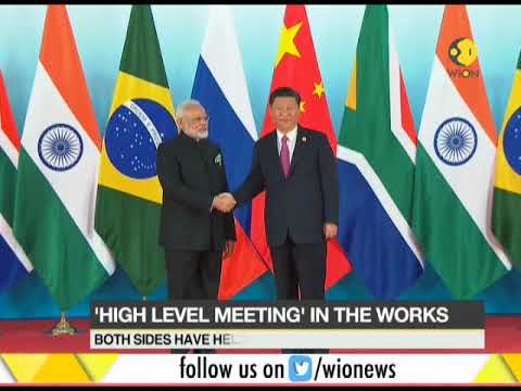 PM Modi and President Xi likely to meet and resolve border tensions