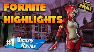 Lo más destacado de Fortnite Battle Royale - FreestyleStorm