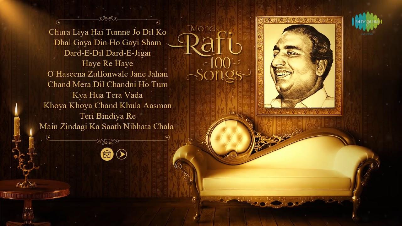 Best Of Mohammad Rafi Hit Songs Bollywood Hindi 90's Songs