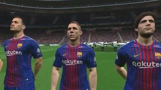 Barcelona - Chelsea PES 2018 Turkçe spiker
