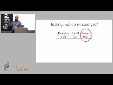 Marco Bonzanini - Building Data Pipelines in Python