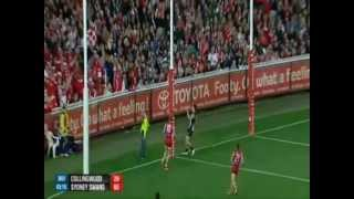 Video Syd vs Coll round 9 2013 Adam goods RACIAL slu Adam Goodes points out racist spectator download MP3, 3GP, MP4, WEBM, AVI, FLV Juli 2018