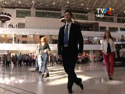 Flashmob TVR Iasi - luni, 21 octombrie, Palas Mall