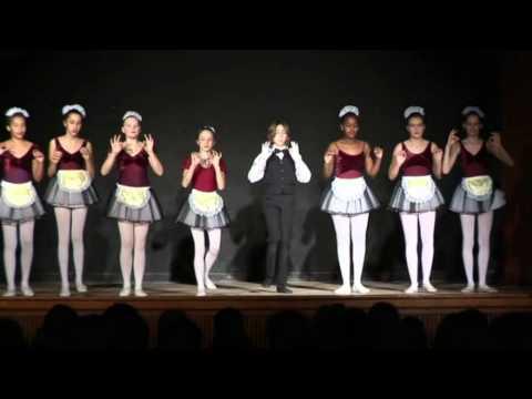 atelier de la danse Aufführung 2011