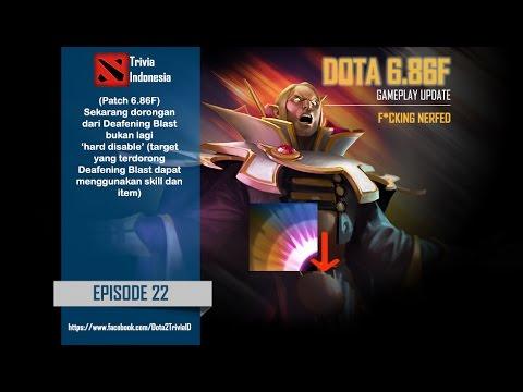 Dota 2 Trivia - Episode 22 (6.86F) - YouTube