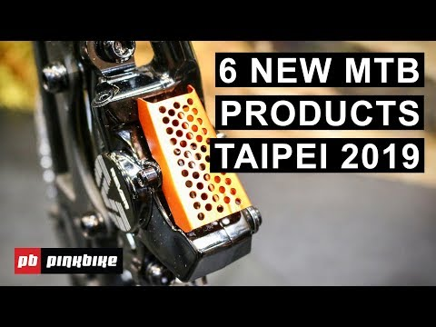 6 New MTB Products from Taipei Cycle Show 2019
