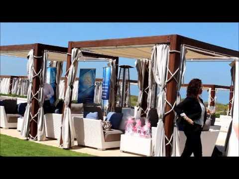 Ladies who lunch - Abu Dhabi at Monte-Carlo Beach Club, Saadiyat