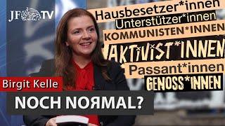 Noch normal? (JF-TV Interview mit Birgit Kelle)