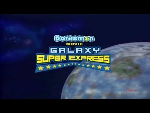 Doraemon Movie Nobita and the Galaxy Super express | Doraemon Cartoon Full Movie in Hindi Preview