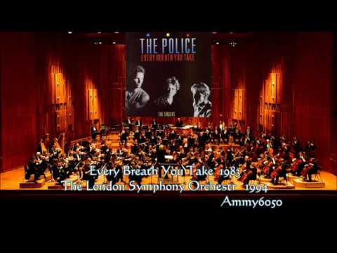 London Symphony Orchestra ~ Every Breath You Take( The Police)