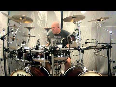 Birthday - The Beatles - Drum Cover - AJ Nystrom