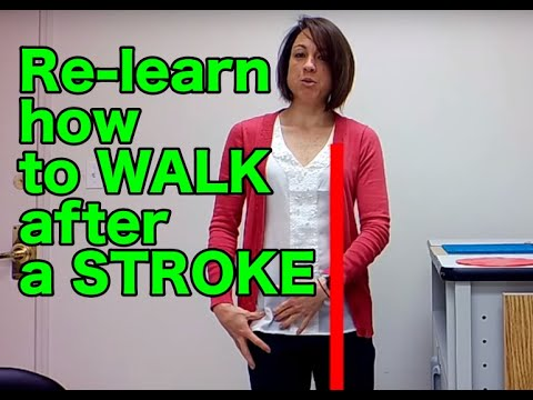 Stroke: Exercise To Improve Walking