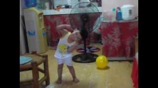 dance till you drop
