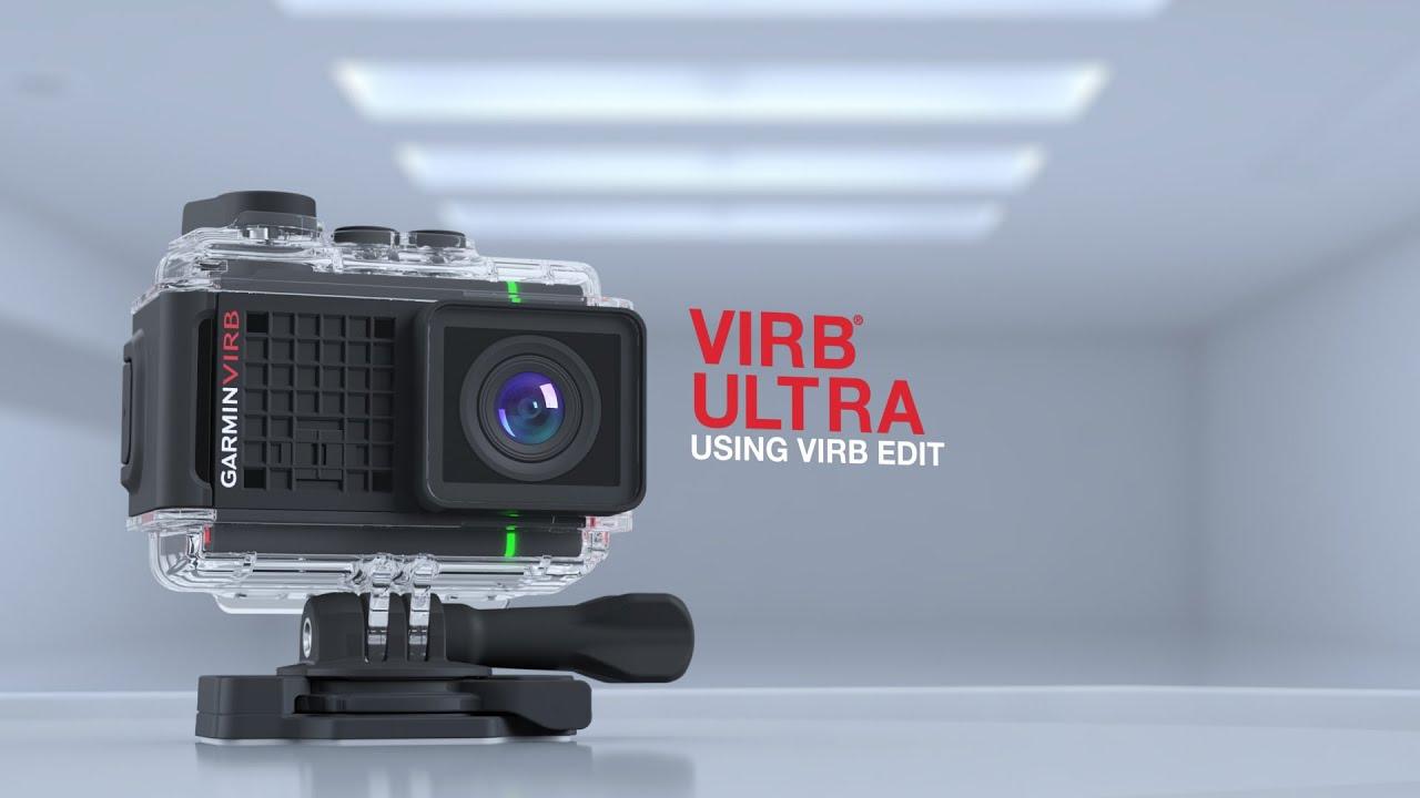 VIRB® Edit | Garmin