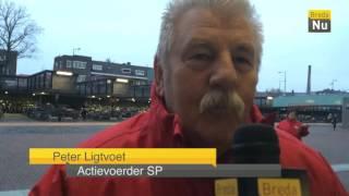 Eerste stemmers referendum in Breda
