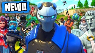 EVERY CHARACTERS ROLE IN THE ENTIRE FORTNITE STORYLINE (SEASON 1-6)