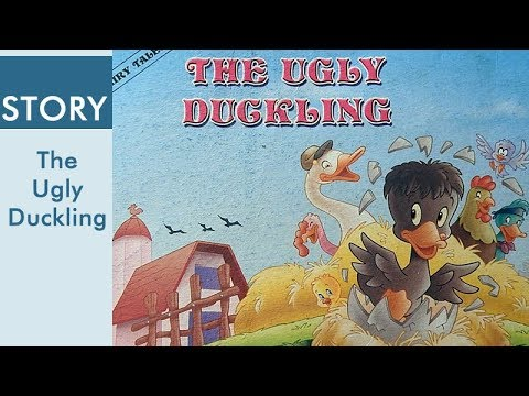 The Ugly Duckling | English Story Reading | Bed Time Story | Children Story Books