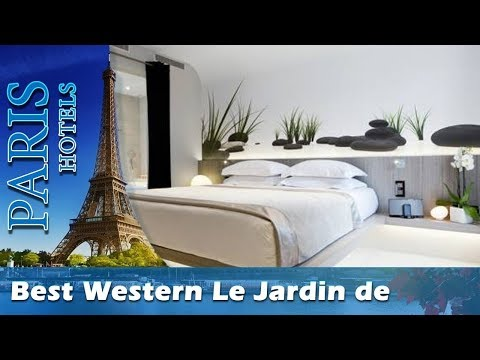 Best Western Le Jardin de Cluny - Paris Hotels, France