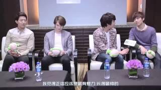 130707 CNBLUE 音悅台專訪 thumbnail