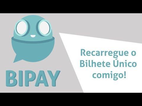 Conheça Bipay, o assistente virtual que recarrega seu Bilhete Único.