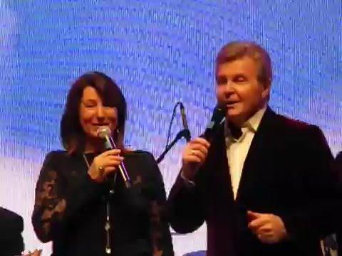 Лев и Ирина Лещенко - Мы эхо ( Дом Музыки, 8 декабря)