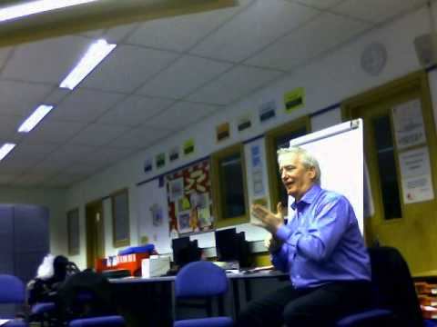 Irish Sign language class part 3 of 4