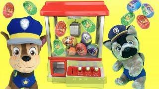 Juguetes paw patrol español:bebes!fiesta con huevos sorpresa de pj masks y la patrulla canina