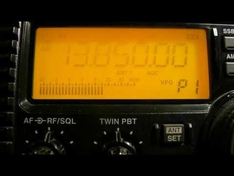 13850khz,Israel Radio,Tel Aviv-Yavne,ISR,Persian,+jamming.